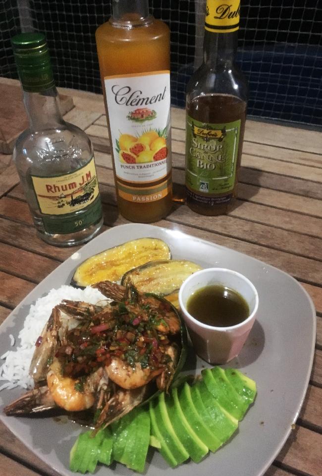Martinique- cuisine