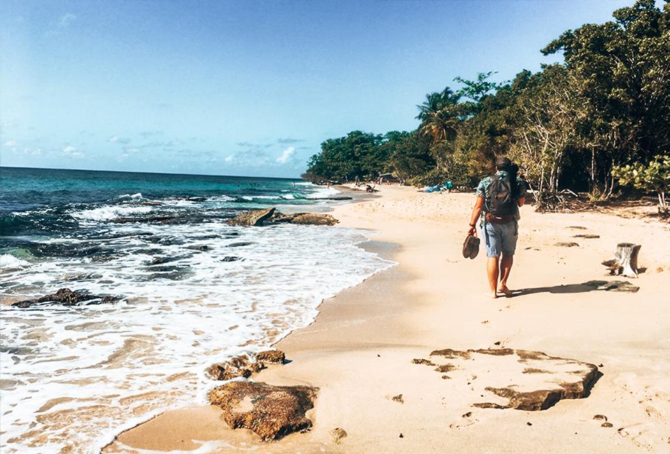 Martinique plage