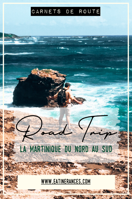 Martinique road trip