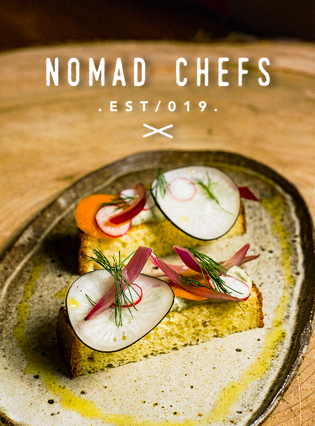 chefs nomades