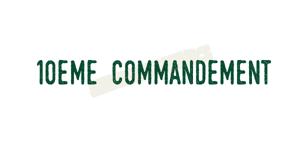 titre- 10eme commandement