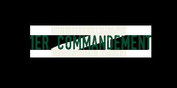 titre- 1commandement