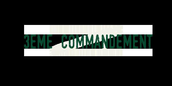 titre- 3eme commandement