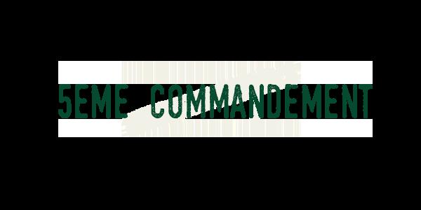titre- 5eme commandement
