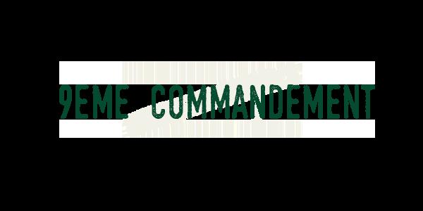 titre- 9eme commandement